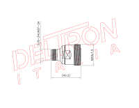 DE334310 - Deltron Italia